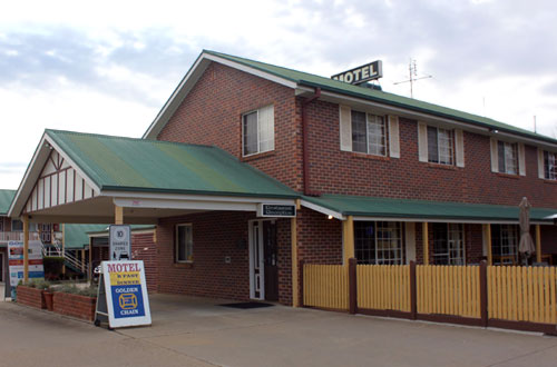 The Crossing Motel - Junee
