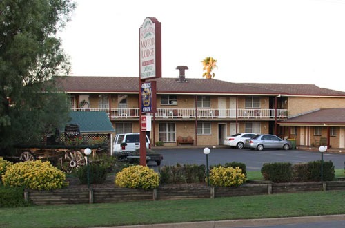 The Overland Motor Lodge - Gunnedah